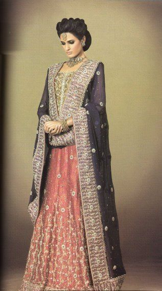 Bridal Dress Walima Collection for 2012