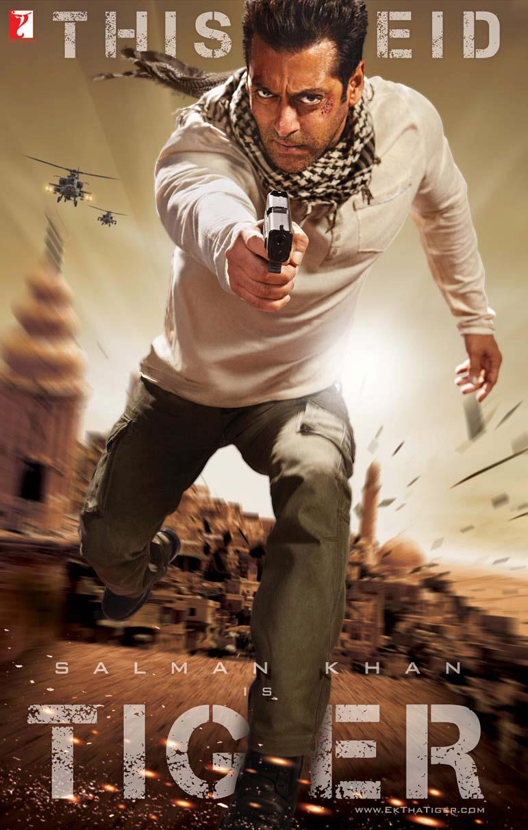 ek tha tiger movie poster and trailer xcitefunnet