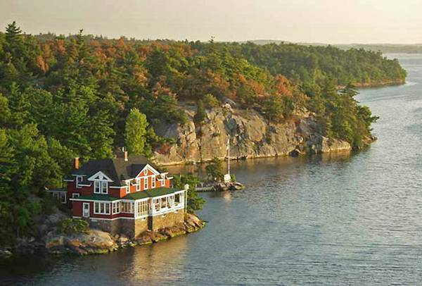 Thousand Islands of Canada