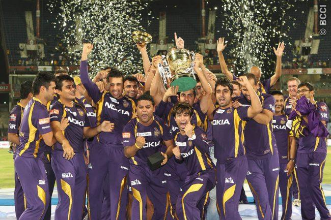 Ipl Knight Riders Wallpapers 2012 Traffic Club