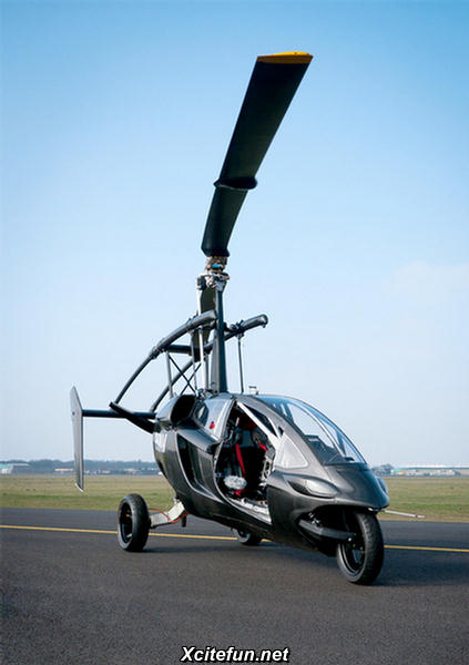 Helicopter Car Innovative Vehicle For 2014 Xcitefun Net