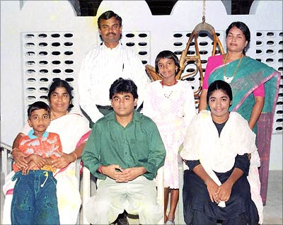 A R Rahman Family Pictures