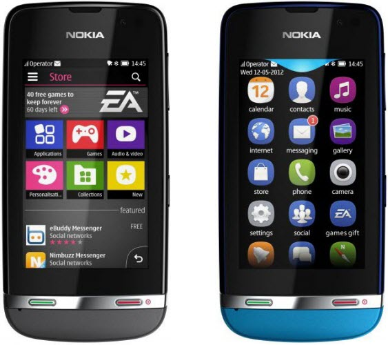 Nokia Asha 311 SmartPhone Features And Specification