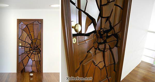 Creative Door Painting Ideas T & 296289xcitefun-creative-door-designs-and-ideas-29.jpg