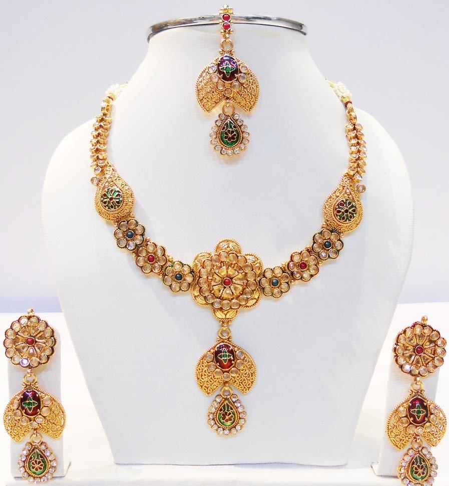 Bridal Gold Sets