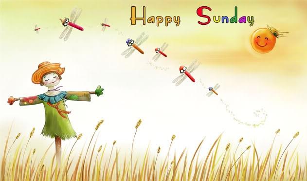 Happy Sunday to Everybody