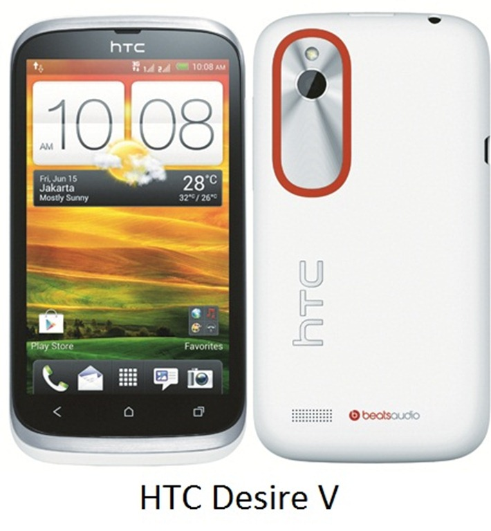 HTC Desire V Android SmartPhone With DualSim Review
