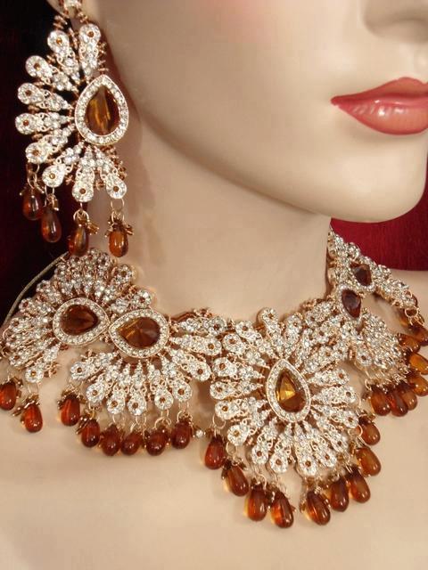 Beautiful Bridal Jewellry - XciteFun.net