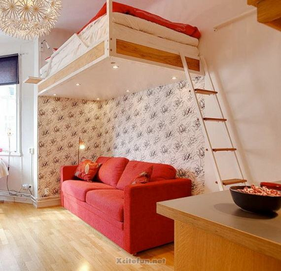Small Apartment Interior Designs Ideas - XciteFun.net