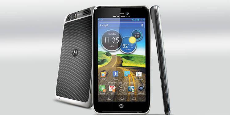 Motorola Atrix 4G mb886 stock rom
