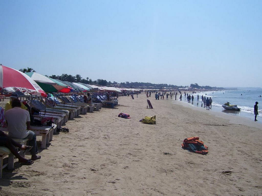 Beach Resorts In Baga Beach Goa