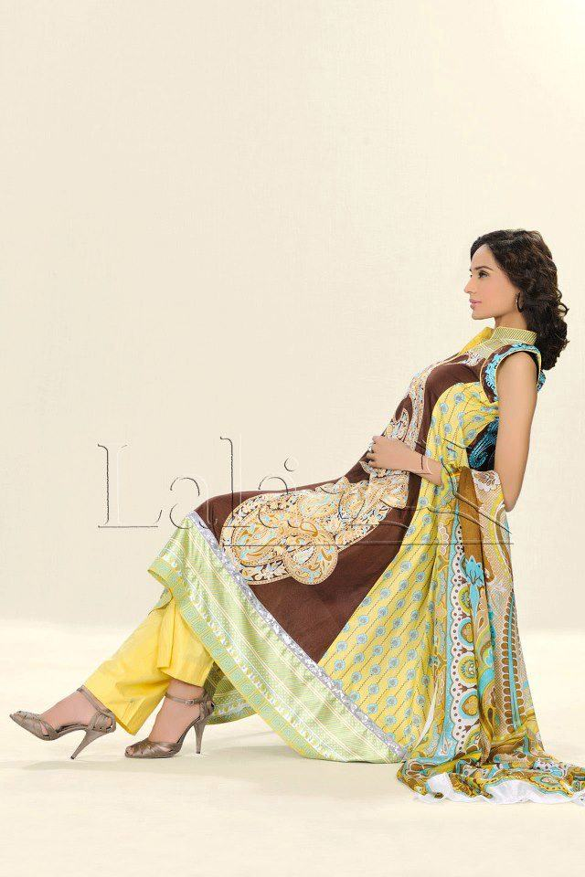 Vintage Lawn by LaLa Textiles  Eid Dress Collection