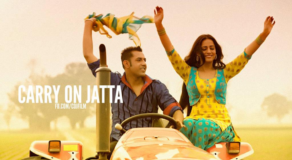 Kikli Song Lyrics Carry On Jatta 2 Film