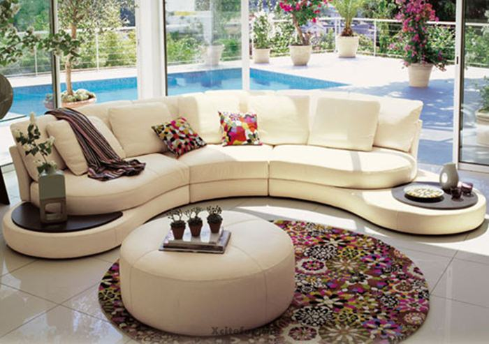 Decorate Your Drawing With Modern Sofa Seats Xcitefun Net