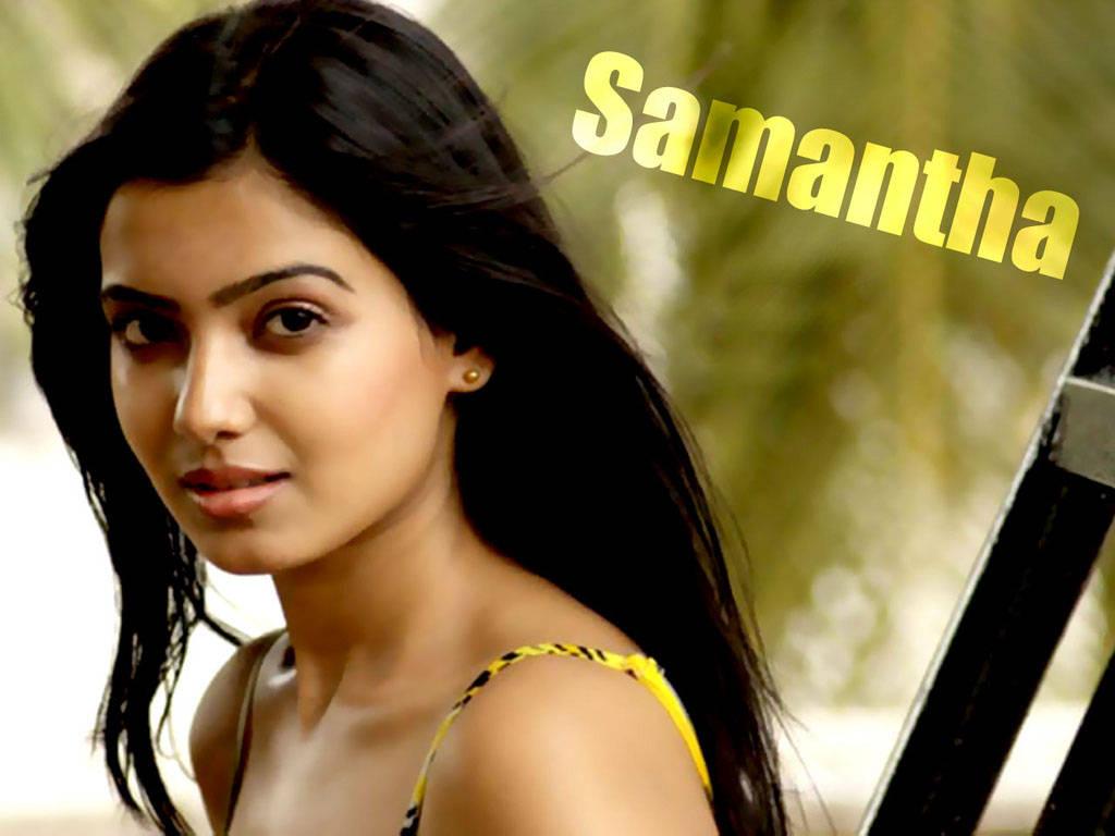 Samantha Telugu Actress Wallpapers Download