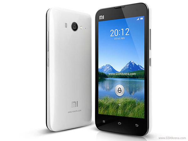 Xiaomi MI2 Smartphone  With 2 Megapixels Secondary Camera
