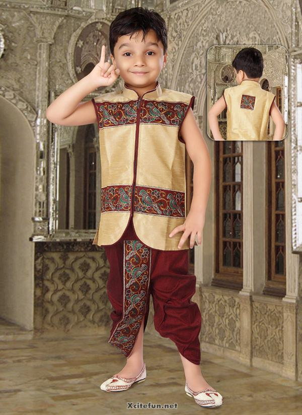 Boy Wear Rashem Dress Design For Party - XciteFun.net
