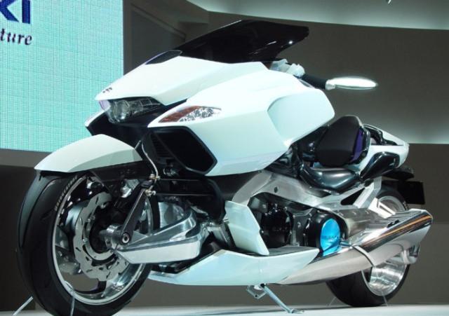 Top 10 Concept Bikes Xcitefun Net