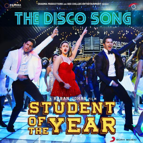 the disco song 2012 student of the year xcitefunnet