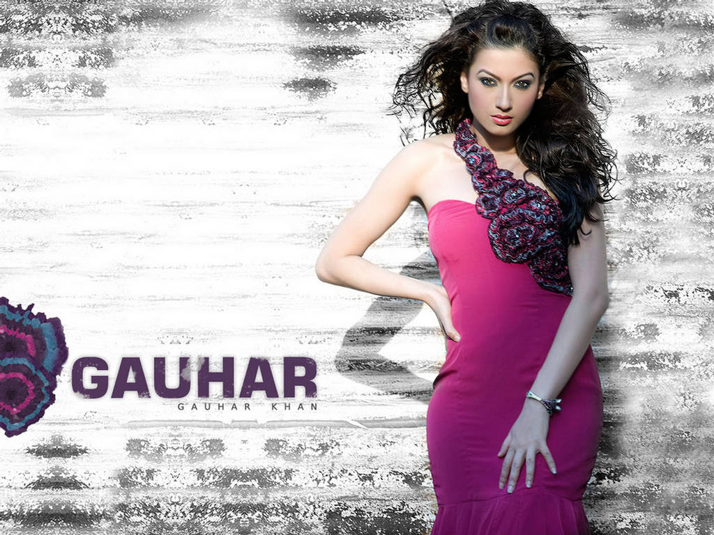 gauhar khan wallpapers - photo #2