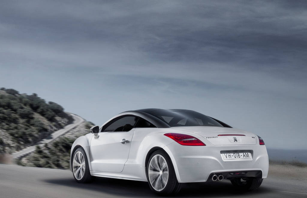peugeot rcz coupe 2013 car wallpapers. Black Bedroom Furniture Sets. Home Design Ideas