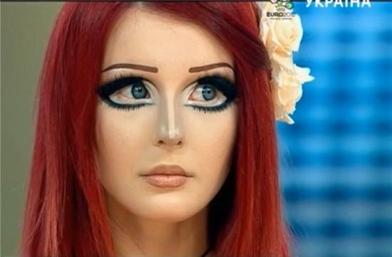 Ukraine Anime Girl - Anastasiya Shpagina - XciteFun.net