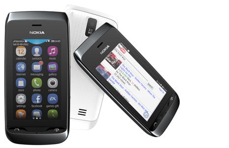 Nokia Asha 309 Specification
