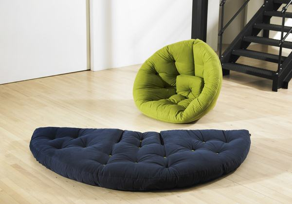 Futon Furniture Nido Lounge Chairs And Guest Beds