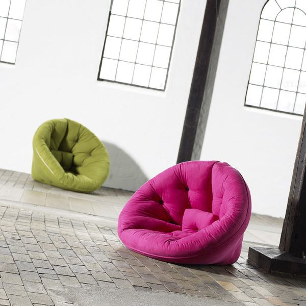 Fun Lounge Chairs futon furniture nido lounge chairs and guest beds - xcitefun