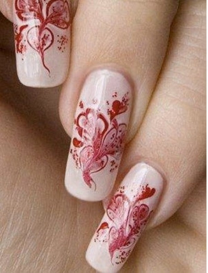 Latest Nail Designs Pictures : New nail art xcitefun