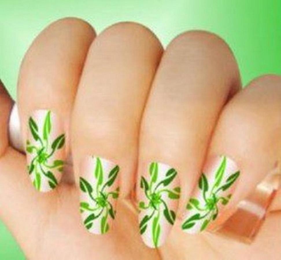 New Nail Art 2012