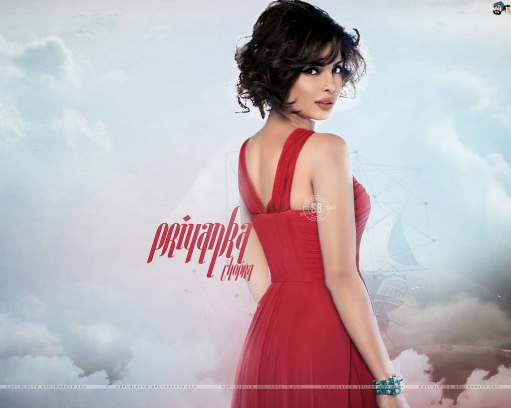 Priyanka Chopra New Wallpapers 2012