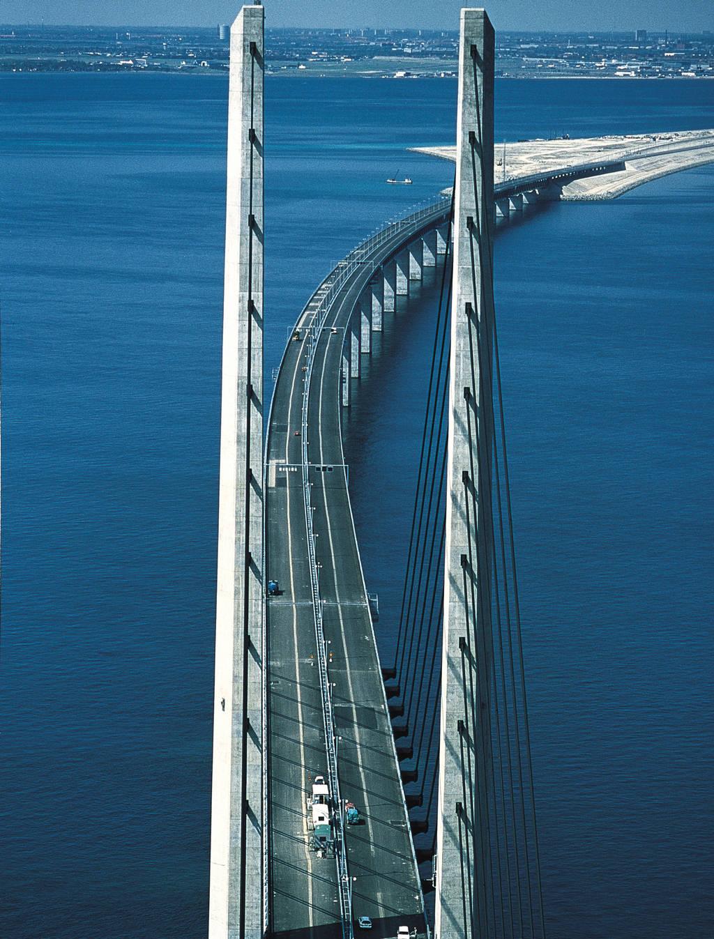 Мост дании и швеции картинки