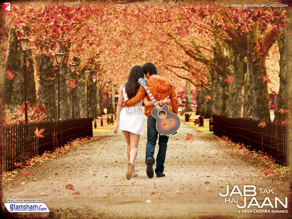 Jab Tak Hai Jaan Romantic Wallpapers - XciteFun.net
