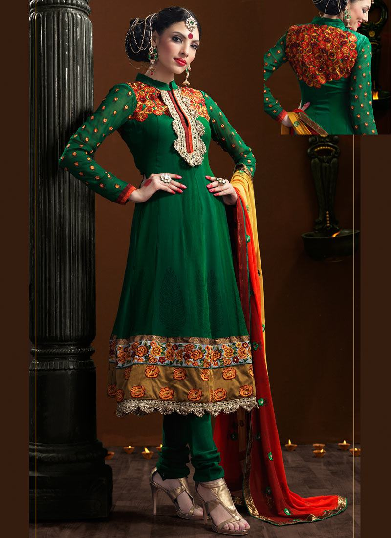 Eid Fancy Dress Collection By Rang Ja