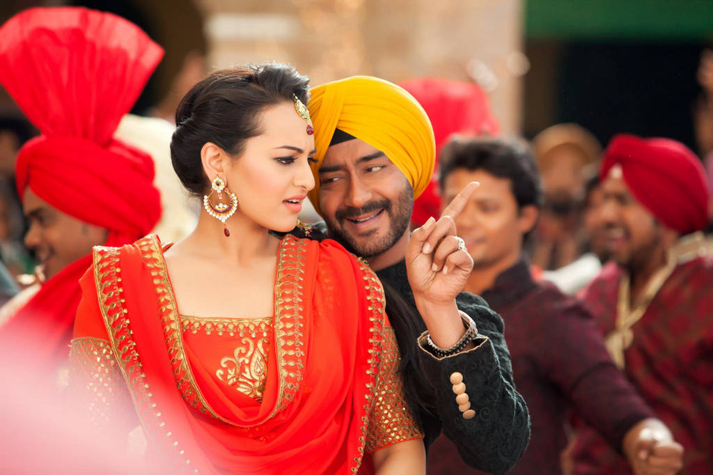 Sonakshi Sinha Movie Wallpapers  Son Of Sardaar