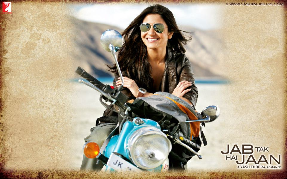 Jab Tak Hai Jaan Wallpapers Anushka Sharma - XciteFun.net