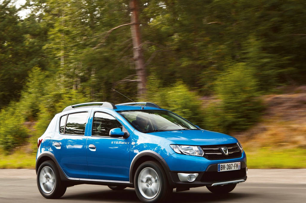 dacia sandero stepway 2013 - photo #19