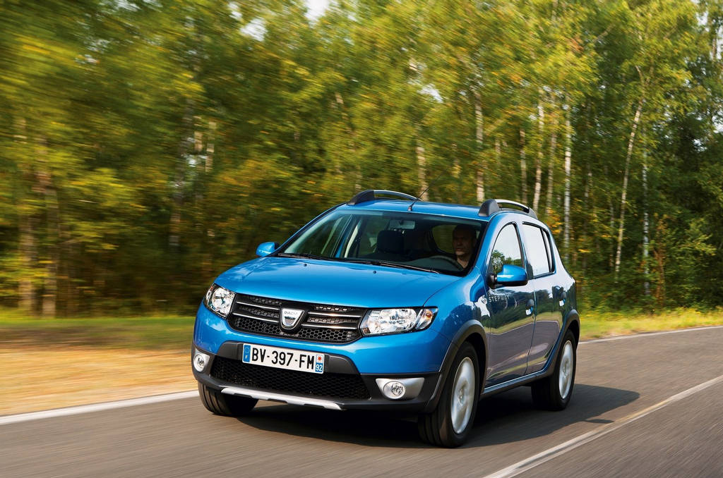 dacia sandero stepway 2013 car wallpapers. Black Bedroom Furniture Sets. Home Design Ideas