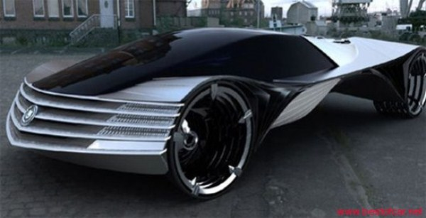 Futuristic Concept Cars Collection