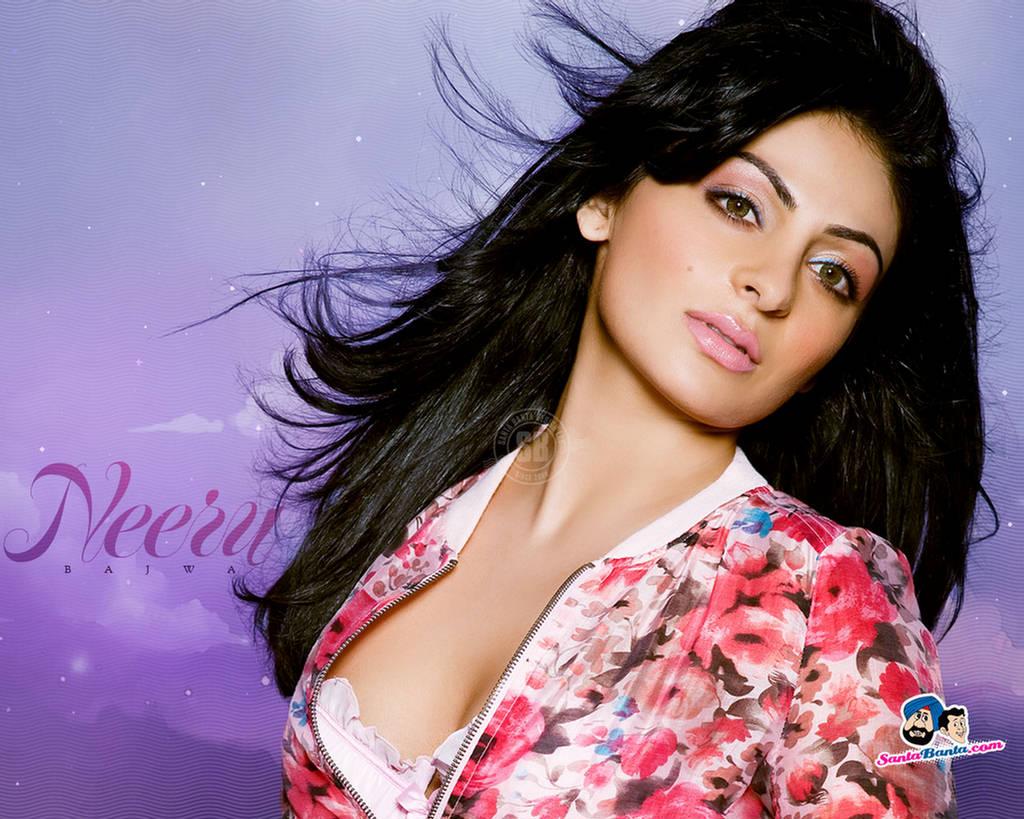 neeru bajwa wallpapers - punjabi girl - xcitefun