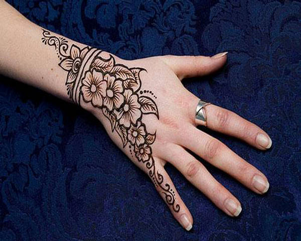 Mehndi Patterns Facts : New mehndi designs for eid information images
