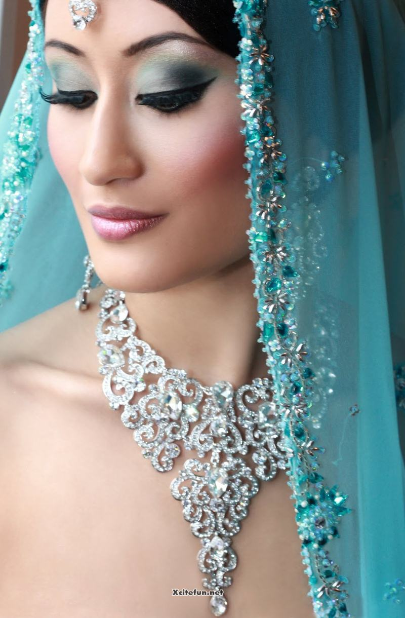 asian bridal eye makeup jewelry and hairstyle xcitefunnet