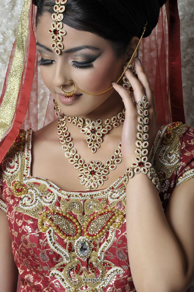 Asian Bridal Eye Makeup Jewelry And Hairstyle Xcitefun Net