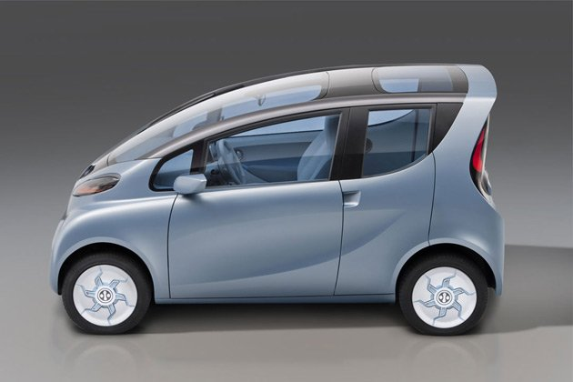 Tata emo electric car for Tata motors electric car