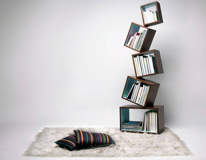 307035xcitefun creative bookshelf 9 - Creative Bookshelf Designs