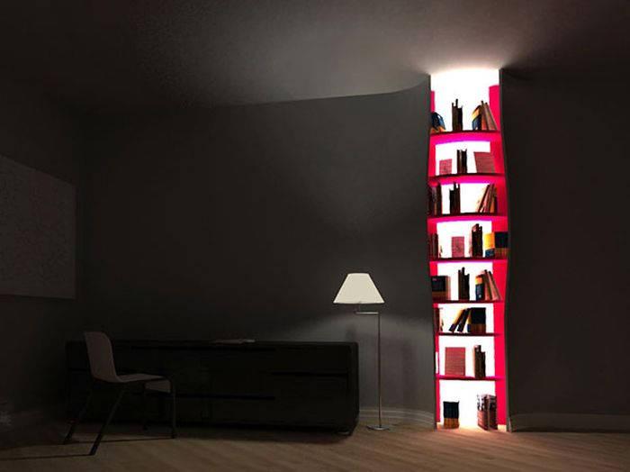 307036xcitefun creative bookshelf 8 - Creative Bookshelf Designs