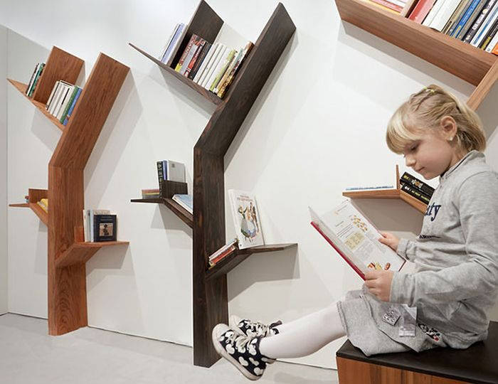 307046xcitefun creative bookshelf 18 - Creative Bookshelf Designs