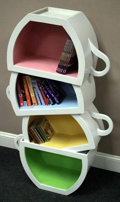 307052xcitefun creative bookshelf 12 - Creative Bookshelf Designs