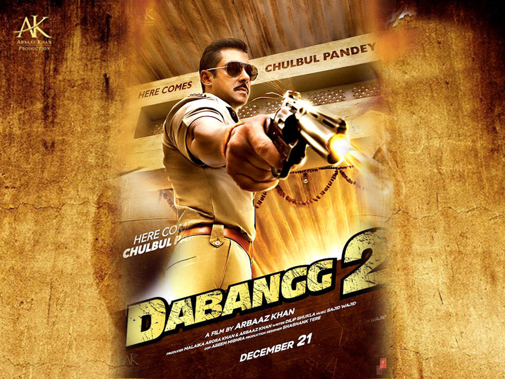 Dabangg 2 Movie Wallpapers Xcitefun Net